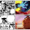 One Piece | Comparação Anime x Mangá do episódio 972