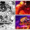 One Piece | Comparação Anime x Mangá do episódio 973