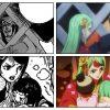 One Piece   Comparação Anime x Mangá do episódio 975
