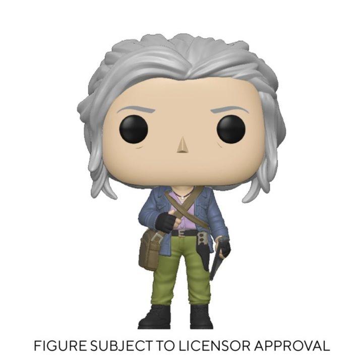 Carol da nova coleção de Funkos da 10ª temporada de The Walking Dead.