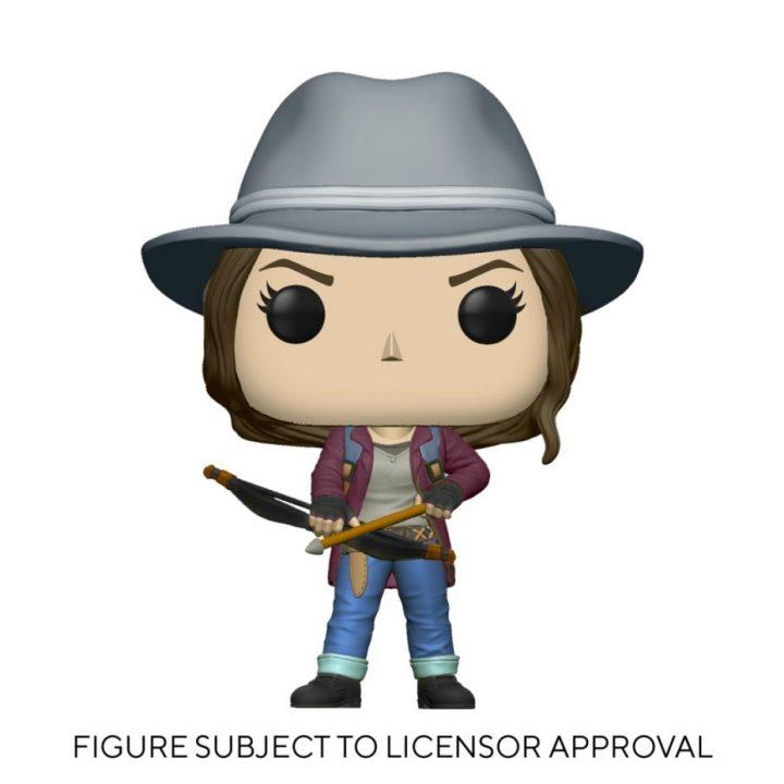 Maggie da nova coleção de Funkos da 10ª temporada de The Walking Dead.