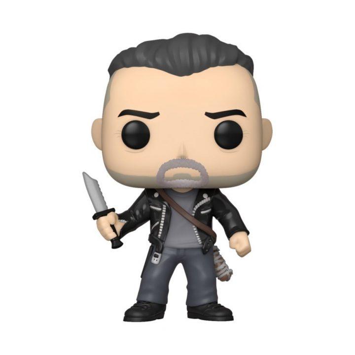 Negan da nova coleção de Funkos da 10ª temporada de The Walking Dead.