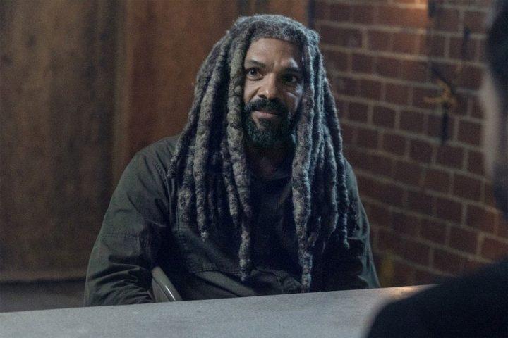 Ezekiel na 11ª Temporada de The Walking Dead.