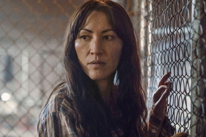 Yumiko na 11ª Temporada de The Walking Dead.
